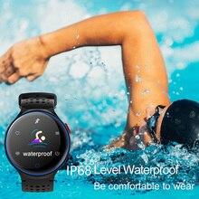 GZDL IP68 Waterproof Swimming Watch Bluetooth Bracelet Sports Tracker Wristwatch WT8337