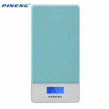 PINENG PN-993 10000 mAh Plus Grande Capacité Mobile Téléphone Banque D'alimentation Externe Batterie Pack QC 3.0 Chargeur Alimentation Pour Smart téléphone