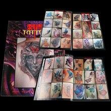 1 pc Tamanho A4 Esboço do Anjo da Borboleta Pintura Do Flash Do Tatuagem Livro de Referência Frete Grátis