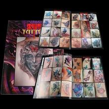 1 unidad tamaño A4 bosquejo mariposa Ángel pintura tatuaje Flash libro de referencia envío gratis