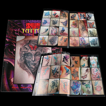 1pc A4 Size Sketch Outline Butterfly Angel Painting Tattoo Flash Reference Book Free Shipping