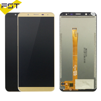 Black White 720 1440 Tested Well For Oukitel K5000 LCD Display And Touch Screen Digitizer Assembly
