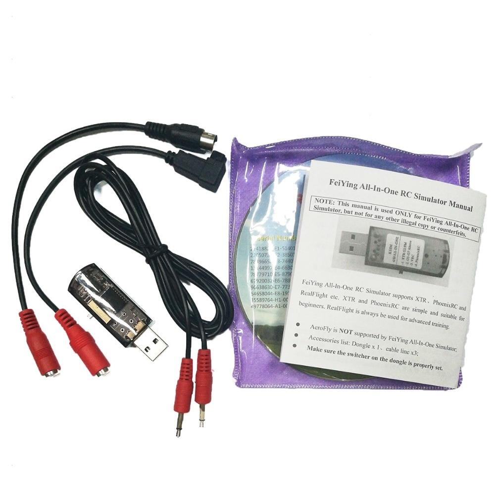 G6 G5.5 G5 Ph5.5 5.0, 22in1 Rc USB Flugsimulator Kabel Unterstützung G7