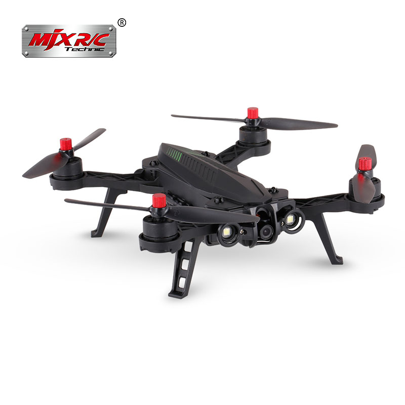MJX B6 Bugs 6 Brushless With C5830 Camera 3D Roll Racing Drone Quadcopter D43 5.8G monitor RC Helicopter