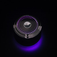 led music HOT Mini Bluetooth Speaker USB Colorful Led Light Wireless Portable Music Box Subwoofer Small Speaker With Changing Lights R0327 (4)