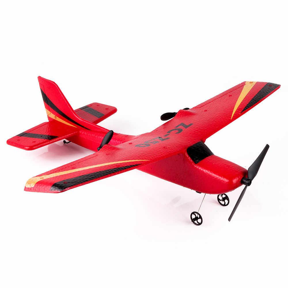 Hiinst Z50 гироскопа RTF пульт дистанционного управления самолеты, планер 350mm размах крыльев EPP Micro радиоуправляемый самолет одежда для самолетов