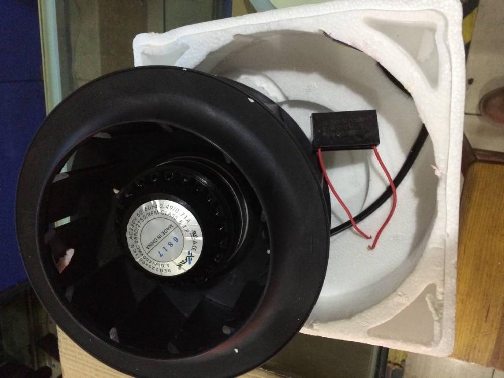 Nouveau REM225X90-1CN 230 v 220 250 Centrifuge Turbine Ventilateur De Refroidissement
