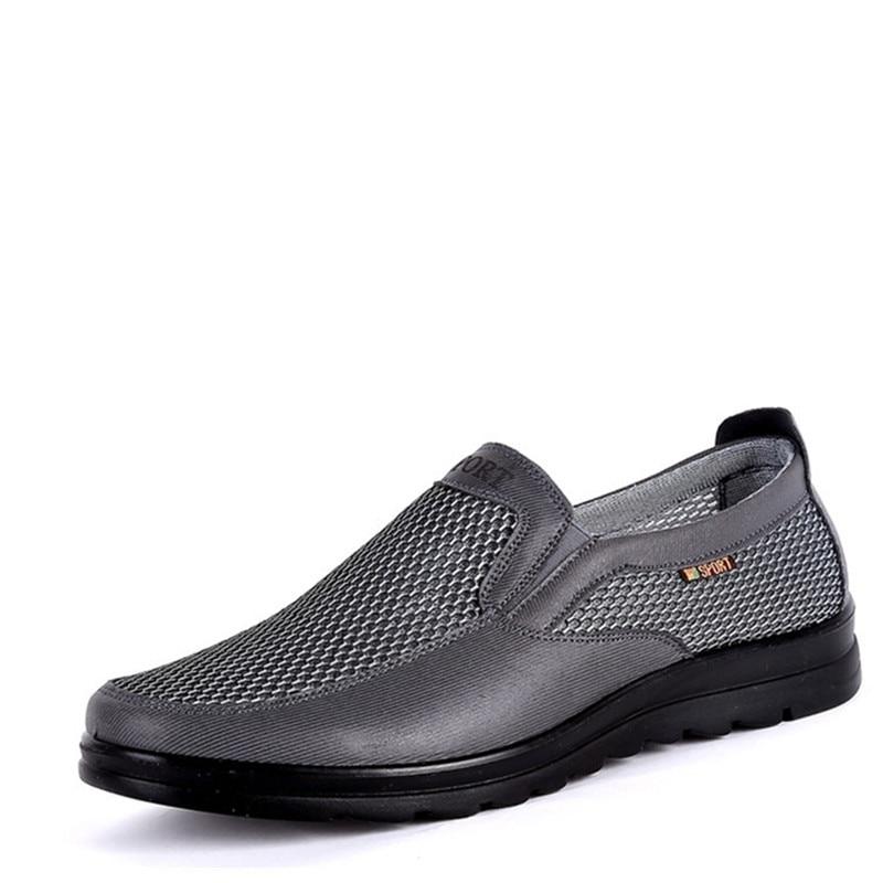 2018 Висока якість нового стилю весна - Чоловіче взуття