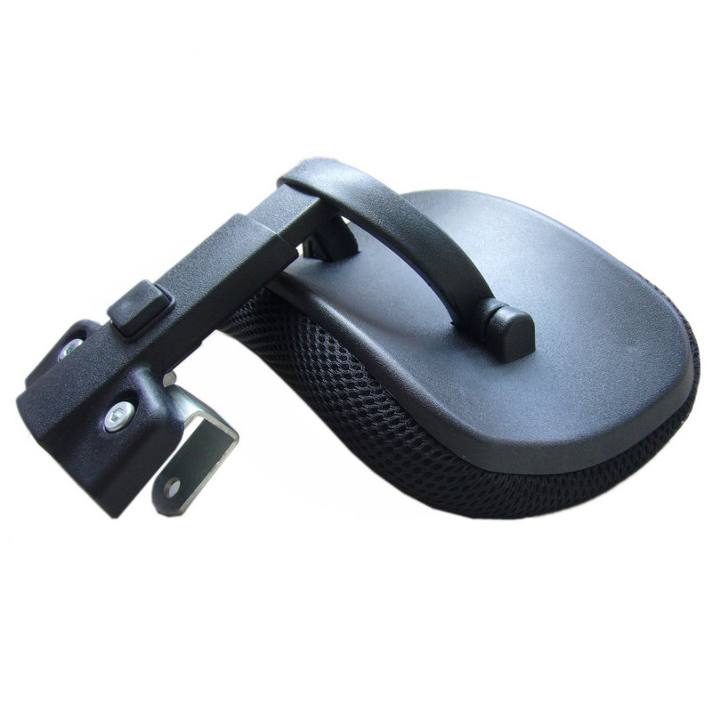Adjustable Headrest Komputer Kantor Angkat Putar Kursi Leher Perlindungan Bantal Kursi Kantor Aksesoris Instalasi Gratis title=