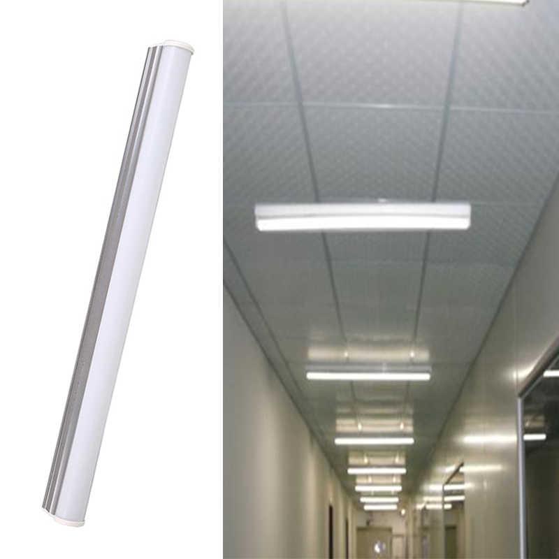 T5 2835 5 Вт 100LM 30 см светодиодный Прозрачная крышка люминесцентная лампа AC220V *