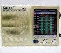 Mini Portátil de Radio 9 FM/AM/SW Radio de Bolsillo de Radio con Altavoz Incorporado de Alta Calidad