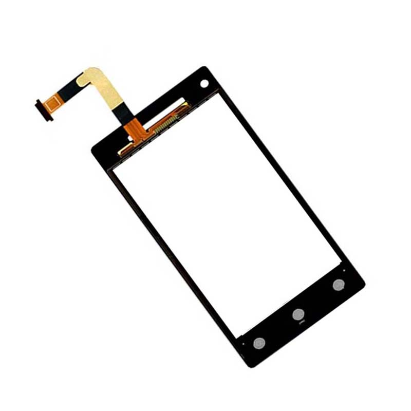 For HTC Windows Phone 8X C620e Digitizer Touch Screen Panel Glass Sensor Replacement