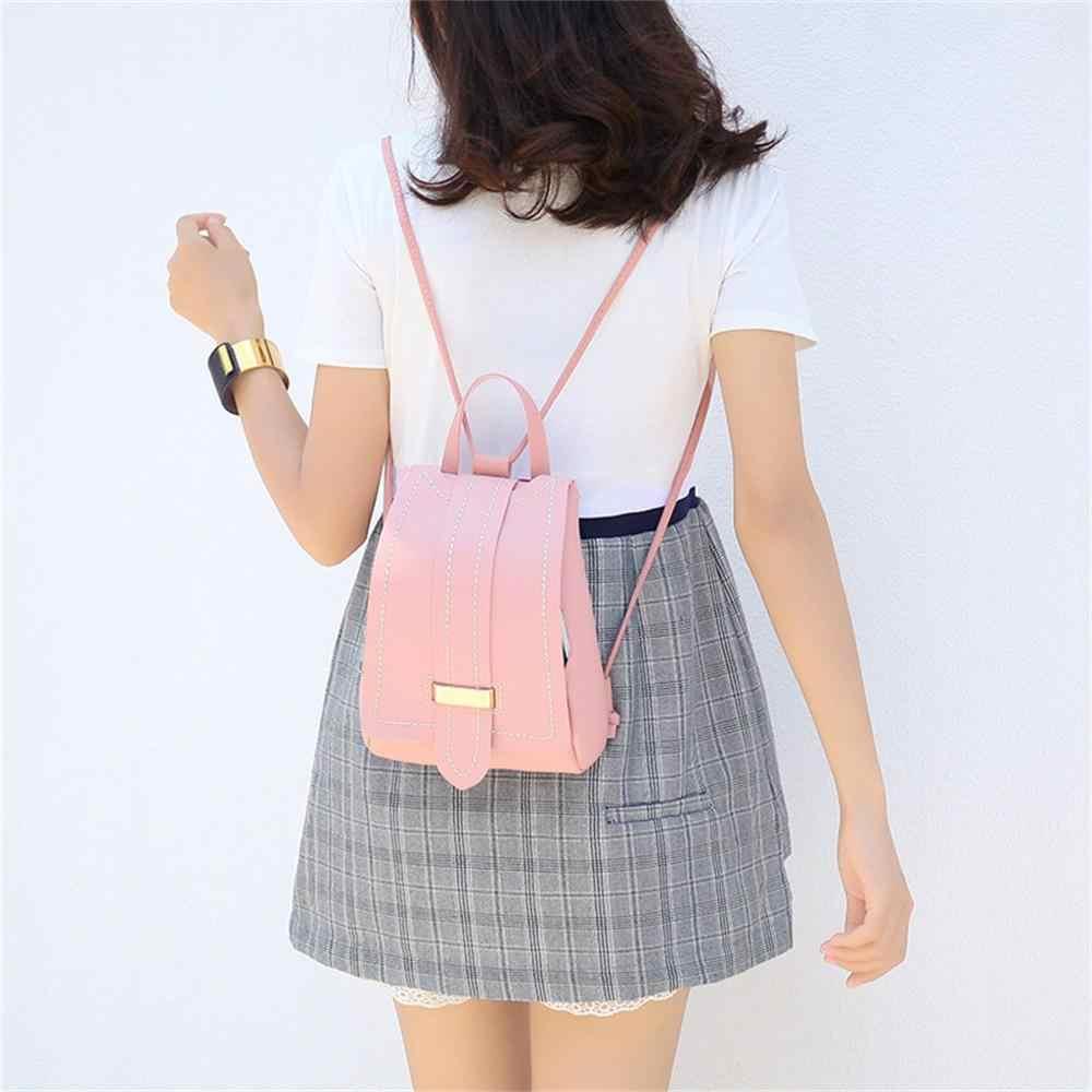 المرأة بسيطة جميع الأغراض صغيرة صندوق مربع واحد على ظهره للماء عالية الجودة كبيرة كابيتال حقيبة عادية $ D