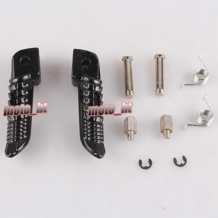 Motorcycle Rear Pillion Foot Peg Footrest Footpeg for GSXR600 GSXR600 GSXR1000