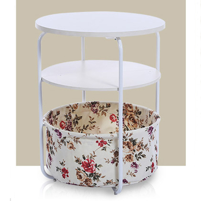 New Fashion Wooden End Table with 3 Layers