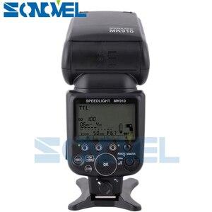 Image 3 - Meike MK 910 MK910 ich TTL 1/8000 s HSS Sync Master & Slave blitzgerät für Nikon SB 910 SB 900 D7500 D810 D750 D500 D5 D4 D4s