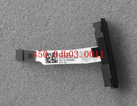 Nuevo Cable para HDD portátil para Lenovo V330 V330-15ikb V130-15 5C10Q59981 450.0db03.0011 SATA HDD Disco Duro Cable conector