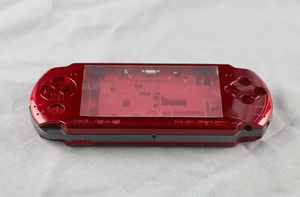 Image 3 - OCGAME For PSP3000 PSP 3000 Shell Old Version Game Console replacement full housing cover case with buttons kit