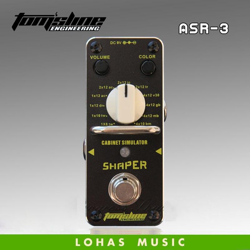 Аромат ASR-3 SHAPER классический симулятор Кабинета 1x8/1x10/1x12/2x12/4x12/4*10 видов динамиков блок эффектов для гитары Бесплатная доставка