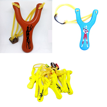 Toys Outdoor-Games Shot Sling Interesting-Toys Wooden Traditional Kids Children for Learning-Explore-Adventure