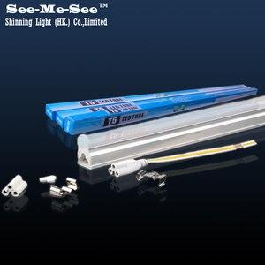 Image 5 - 10 יח\חבילה 4ft 5ft 8ft 1200MM 1500MM 2400MM 20W 24W 28W 40W t5 led צינור