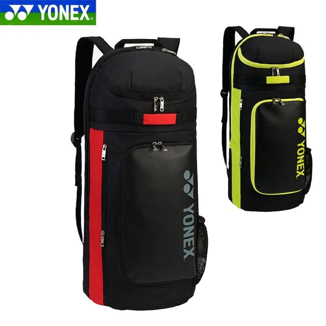 100 Original Yonex Badminton Racket Bag Bag8722 Yy Sport Brand Backpack For 6 Pieces