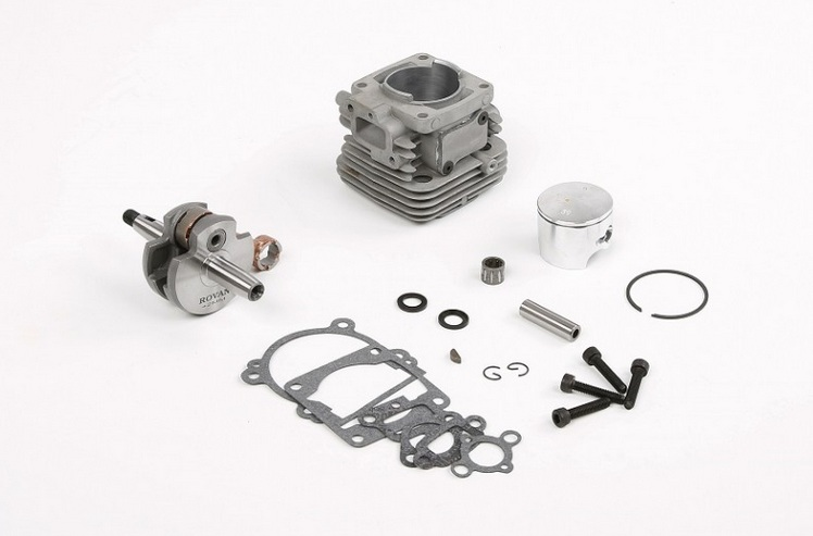 цена на 4 bolt upgrade 36cc cylinder kit for 1/5 hpi baja engines rc car parts