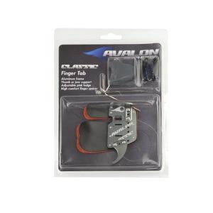 Image 5 - Protector de dedo de Tiro con Arco cuero de la mano derecho Protector de dedo de aleación de aluminio Camping al aire libre caza tiro arco accesorios de cuerda