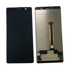 """6.0 """"תצוגה מקורית עבור Nokia 7 בתוספת lcd 7 בתוספת מגע מסך תצוגת TA 1062 lcd digitizer החלפה"""