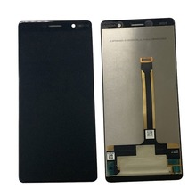 """6.0 """"Original Display for Nokia 7 Plus lcd 7 Plus touch screen display TA 1062 lcd digitizer replacement"""