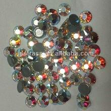 Ss6 1440 шт. в упаковке с украшением в виде кристаллов ab Камни 6a dmc качества 14 резка Блестящий Фон для торжественное платье оптовая цена в большое количество