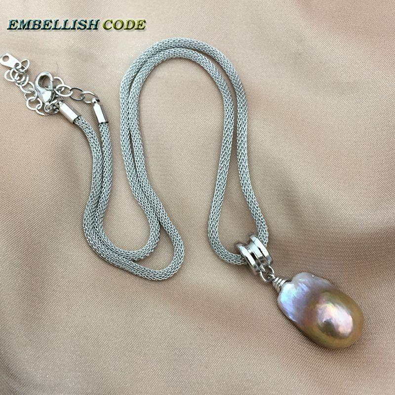 Sterling Silver Girls .8mm Box Chain Purple Enameled Hand Fan Pendant Necklace