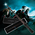 Luminous Light Wand Harry Potter Hermione Dumbledore Voldemort Bell Cho Chang Magic Canes cosplay props in stock free shipping