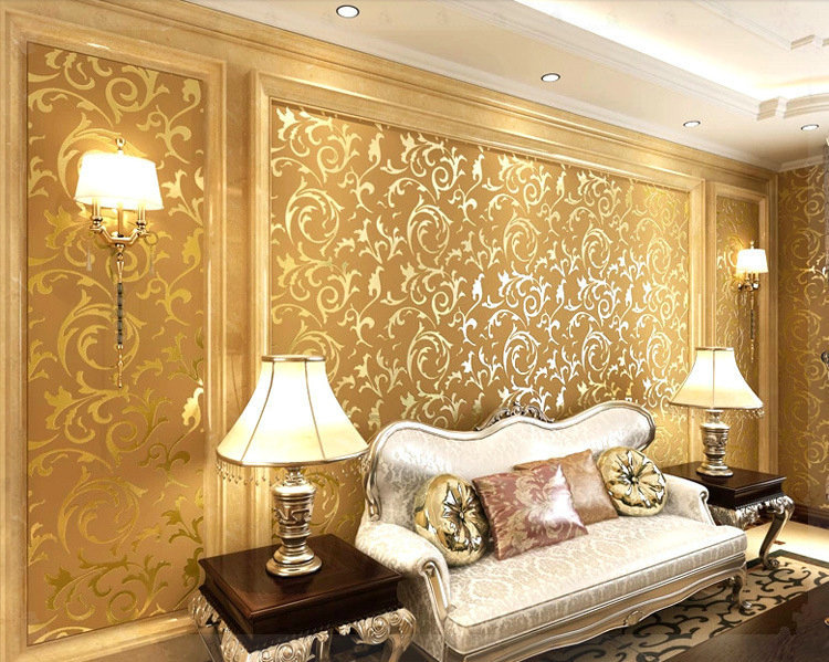Modern Wallpapers For Livingroom Murals Designer Wallpaper