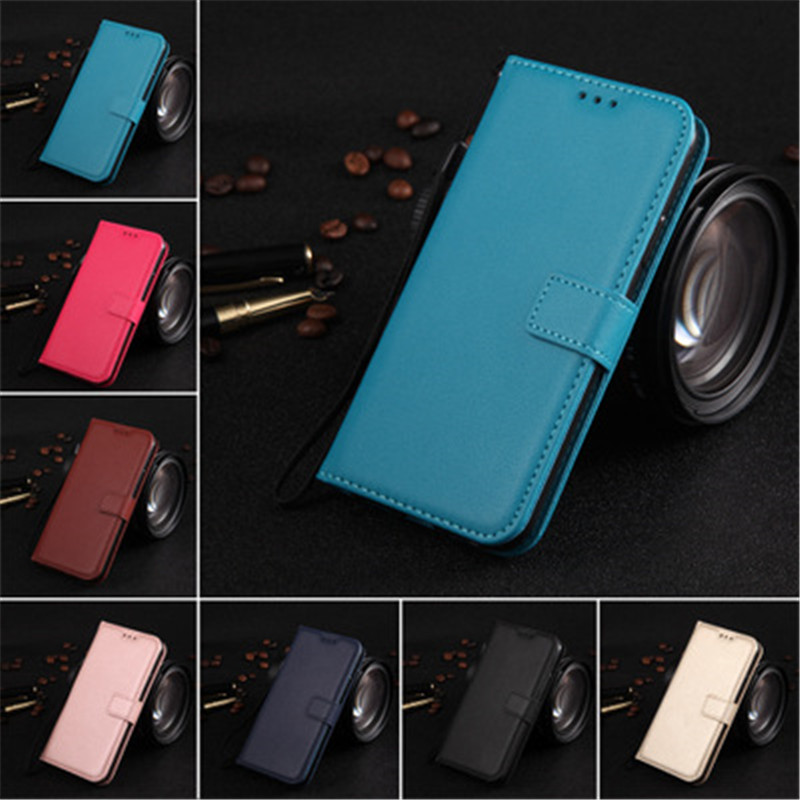 Leather wallet case for Huawei P10 P20 P30 lite pro mate 9 10 20 LITE PRO phone with bank card slots PU leather flip