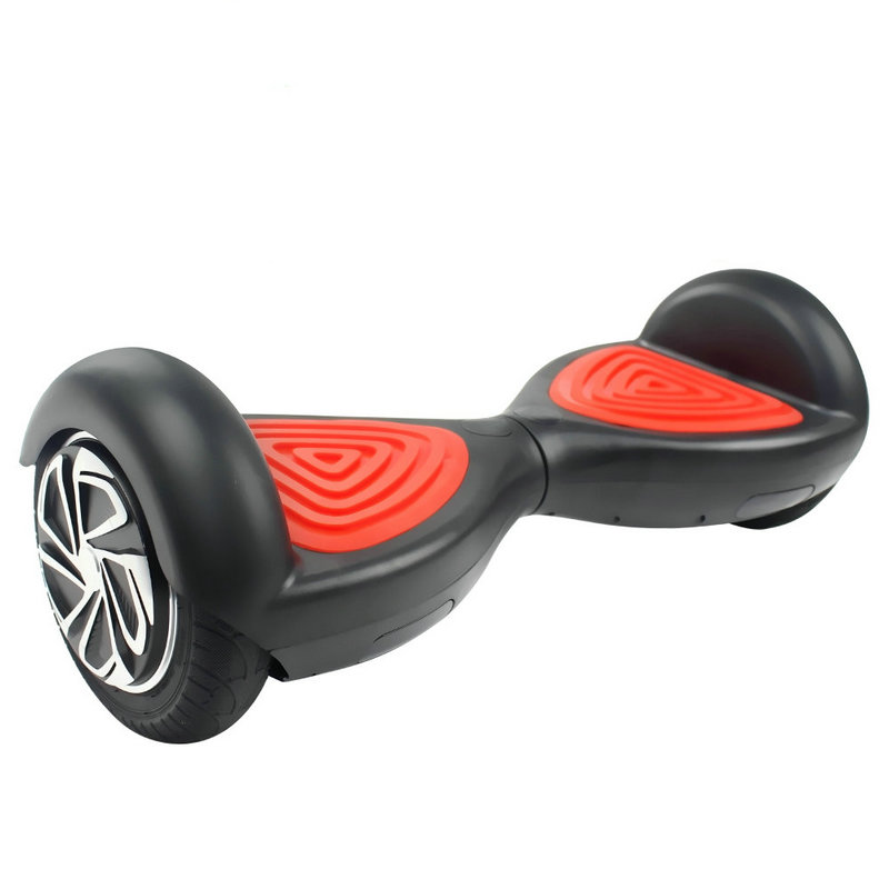 Factory Wholesale 8 inch Electric Self Balance Scooter Two Wheel Smart Scooters Electric Hoverboard Skateboard with Bluetooth N6
