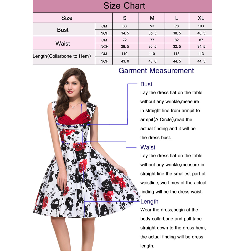 04fb09ebe3da9 US $18.35 49% OFF|Aliexpress.com : Buy Audrey Hepburn style 2016 Robe 50s  dresses vestidos female Women Summer 60s Rockabilly Swing Pinup Dance dress  ...