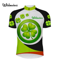 New green Healthy vitality Ropa Ciclismo Cycling Jersey Bike Shirts Breathable Cycling Clothing mtb Bicycle Sportswear 5802