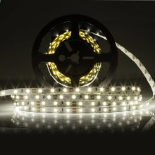 Led strip DIPIMPIN penyanyi 5050 12 V 60LED/M, 5 m/roll, RGB, IP20 tidak tahan air 10mm Piring lebar 5A transformator(China)