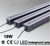 2pcs Lot 18w Warm White RGB Led Floor Lamp High Power Taiwan Led Epistar Led Ground