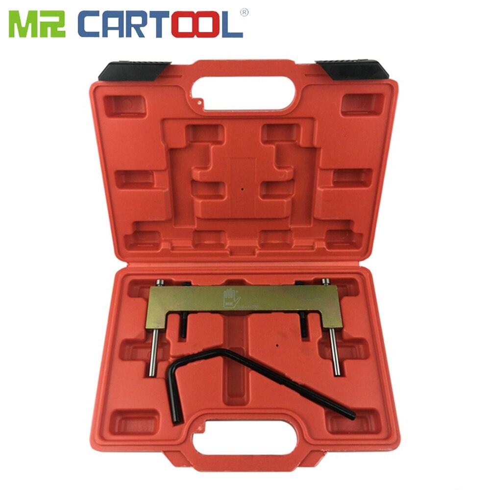 MR CARTOOL arbre à cames alignement de la came verrouillage de la distribution ensemble d'outils pour Roewe 350 MG 3 1.3/1.5