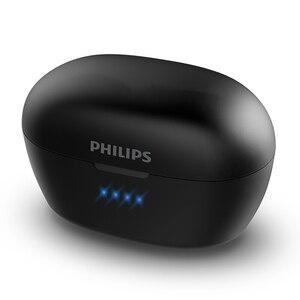 Image 3 - Philips SHB2505 HIFI Senza Fili In Ear Auricolare Bluetooth 5.0 di riduzione del rumore Intelligente con Portatile Casella di Ricarica Test Ufficiale