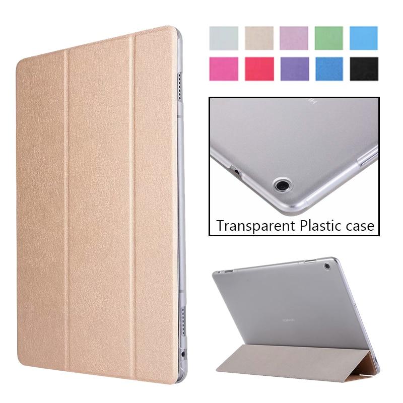 Flip Ultra-thin Case For 10.1'' Huawei MediaPad M3 Lite 10 Protective Cover Skin Case For BAH-W09 BAH-AL00 10