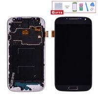 Для samsung Galaxy S4 ЖК-дисплей с сенсорным экраном GT-i9505 i9500 i9505 i9506 i9515 i337 дигитайзер для samsung S4 дисплей S4 lcd