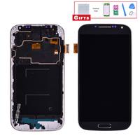 For Samsung Galaxy S4 LCD Display Touch Screen GT i9505 i9500 i9505 i9506 i9515 i337 Digitizer For Samsung S4 Display S4 LCD