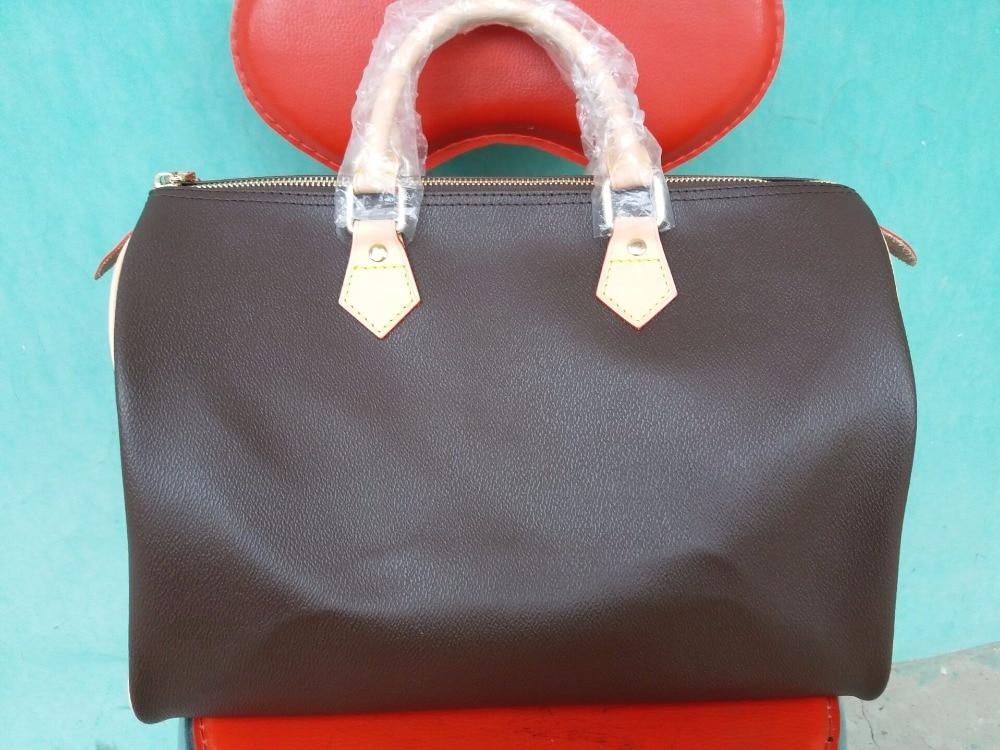 Hot selling !!! 2017 new fashion women handbag Emarald bag speedy bag 30/35cm .FREE SHIPPING