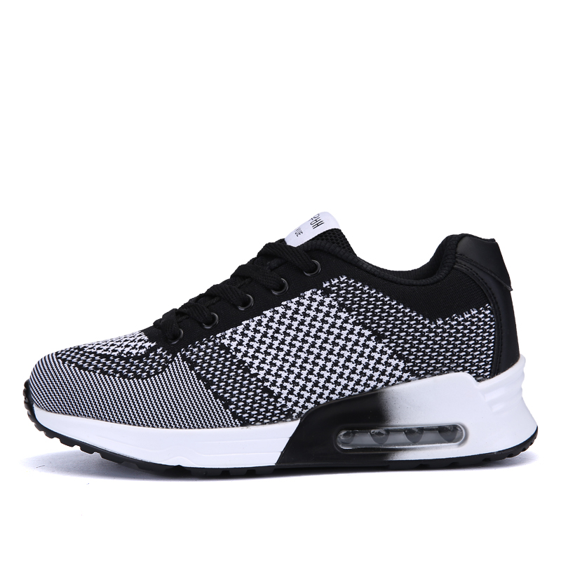 ALDOMOUR Sneakers Breath Jogging for men sports running Shoes Fly Weave Mens Trainers Walking Sport Gym Shoes Men Zapatillas YU