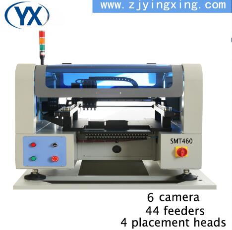 Offline Low Cost Pick and Place Robot Machine Intelligent Using SMD Mounting Machine Hottest PCB Machine