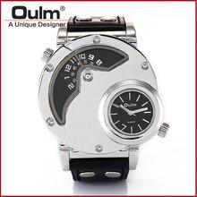 font b Luxury b font Watches Men Brand font b Oulm b font 9591 Japan