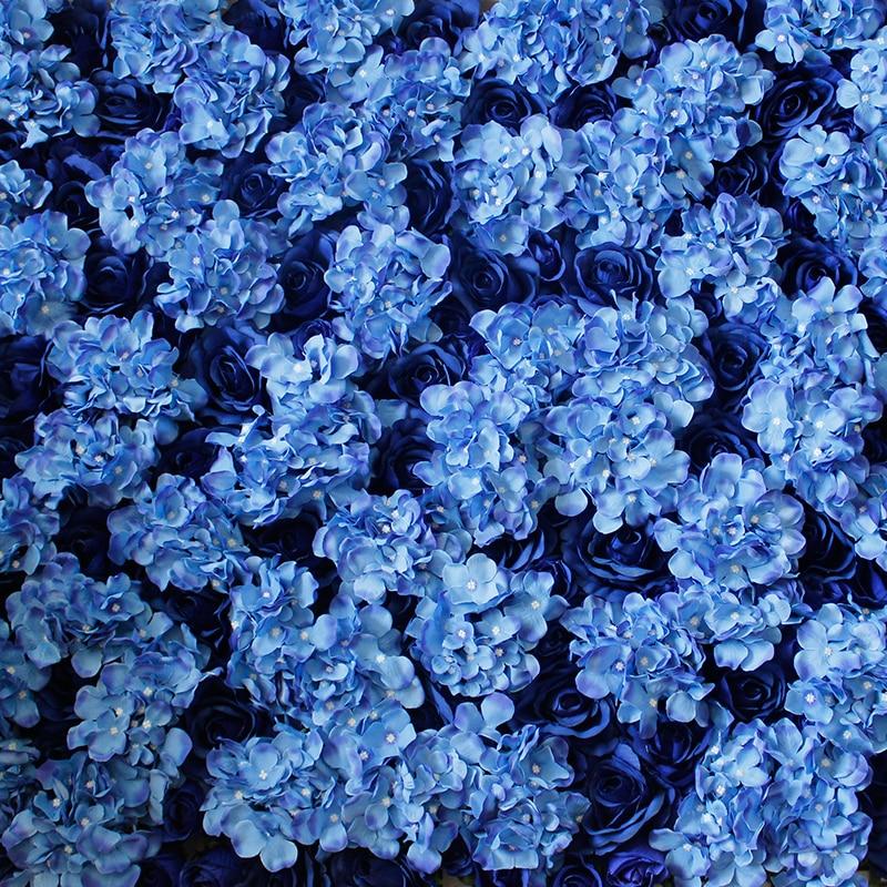 SPR Transport gratuit-albastru-10pcs / lot Mătase artificială - Produse pentru sărbători și petreceri
